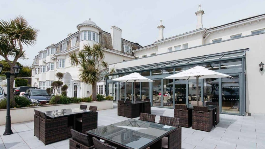 headland hotel torquay offers