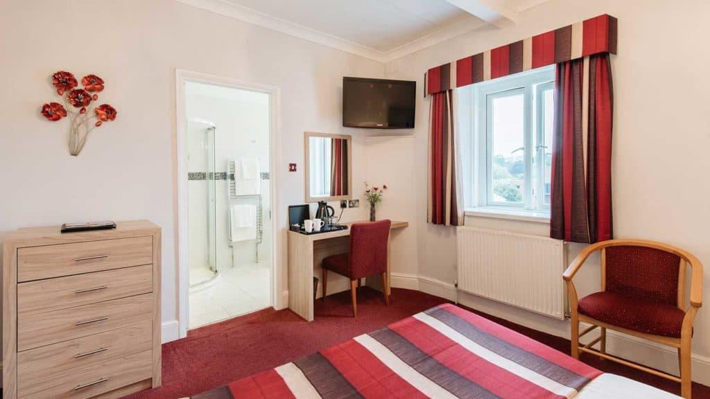Club-Room-Bathroom-Entrance-Headland-Hotel-Torquay