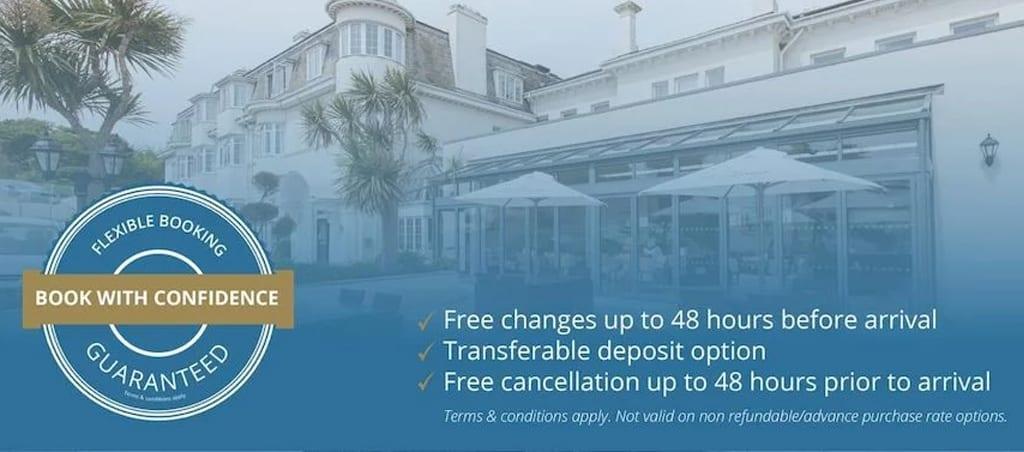 flexible cancellation policy hotel headland